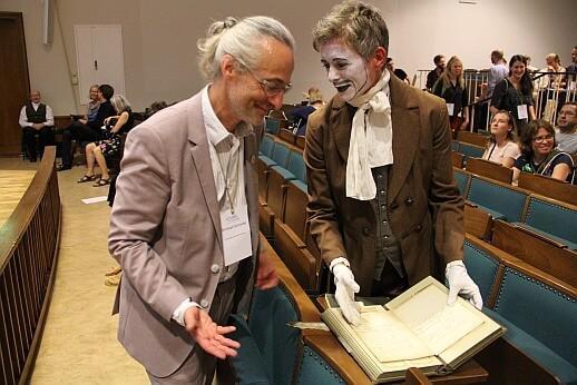 Humboldt auf den Spuren seiner Erkenntnisse im Ökodorf Sieben Linden