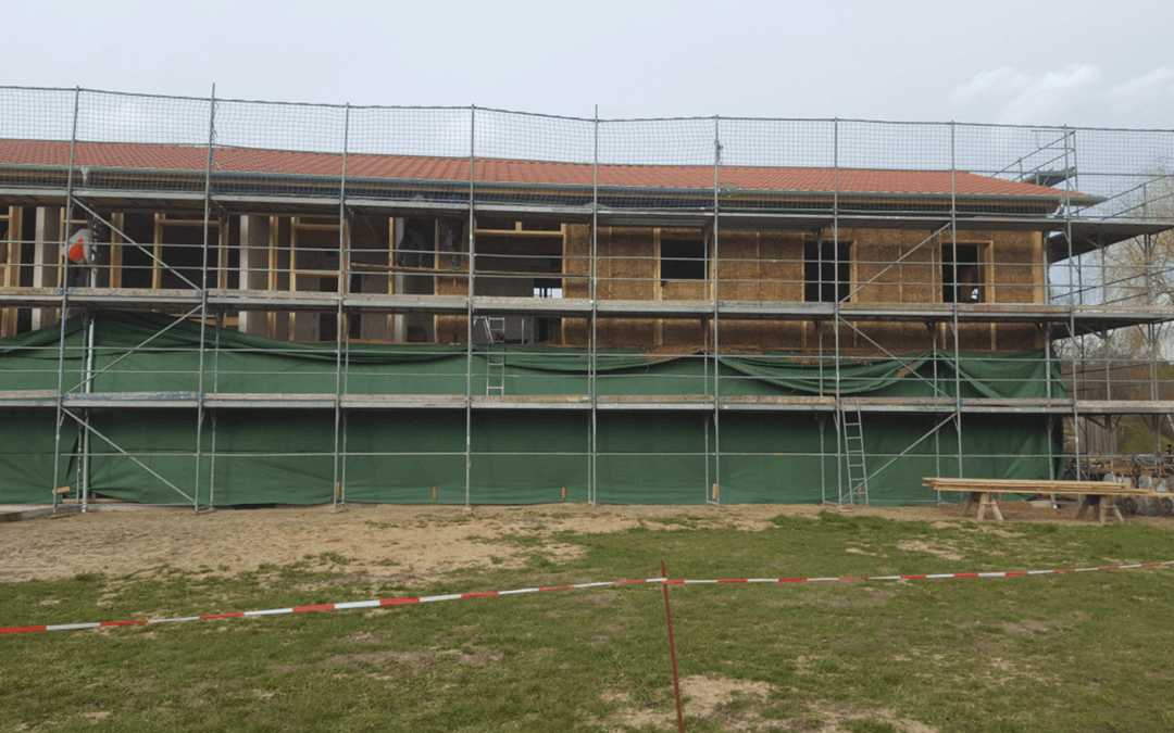 Gästehaus in Sieben Linden – Gut Ding will Weile haben!