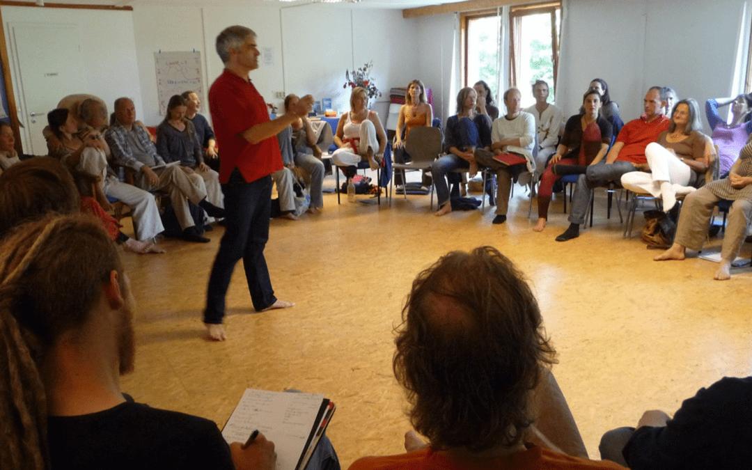 Über die Innenräume einer Gruppe oder Wie entsteht Gemeinschaft?