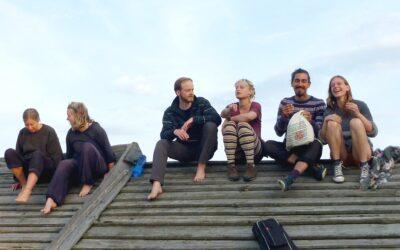 Berührend und herausfordernd: Der Lebensschule-Sommer bei den Orientierungswerkstätten am Tempelhof